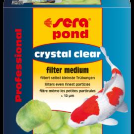 Sera Crystal Clear, un nuevo medio de filtrado de alto rendimiento.